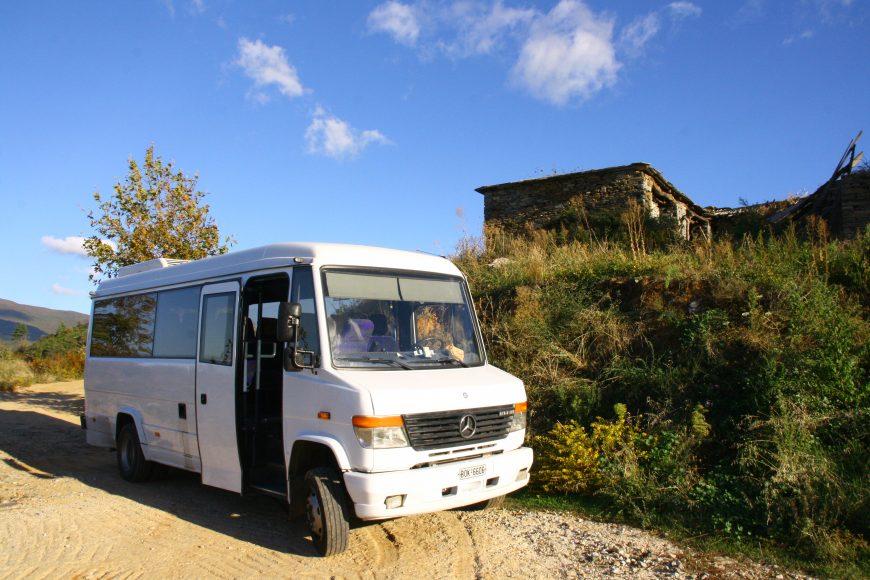 Mini Bus (20 Seat)